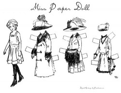 Photo of I Will Not Be a Paper Doll