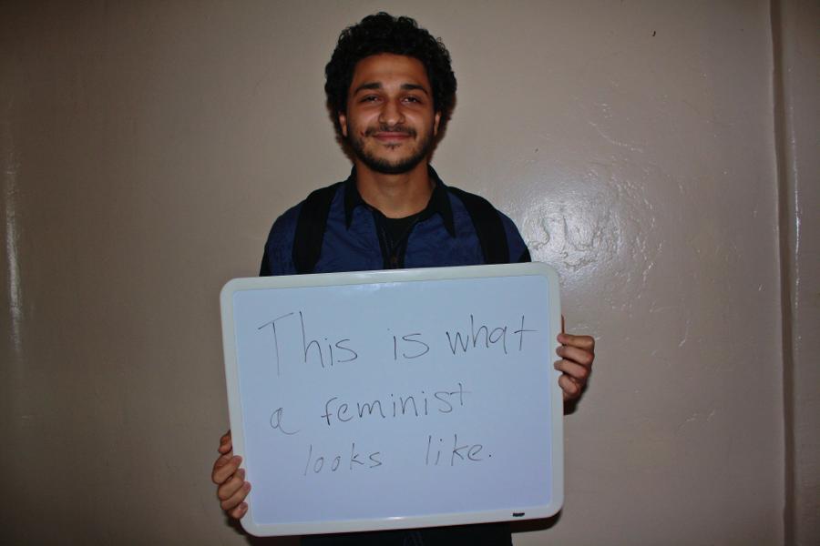 Photo of Featured UCLA Feminist: Rimon Elkotbeid