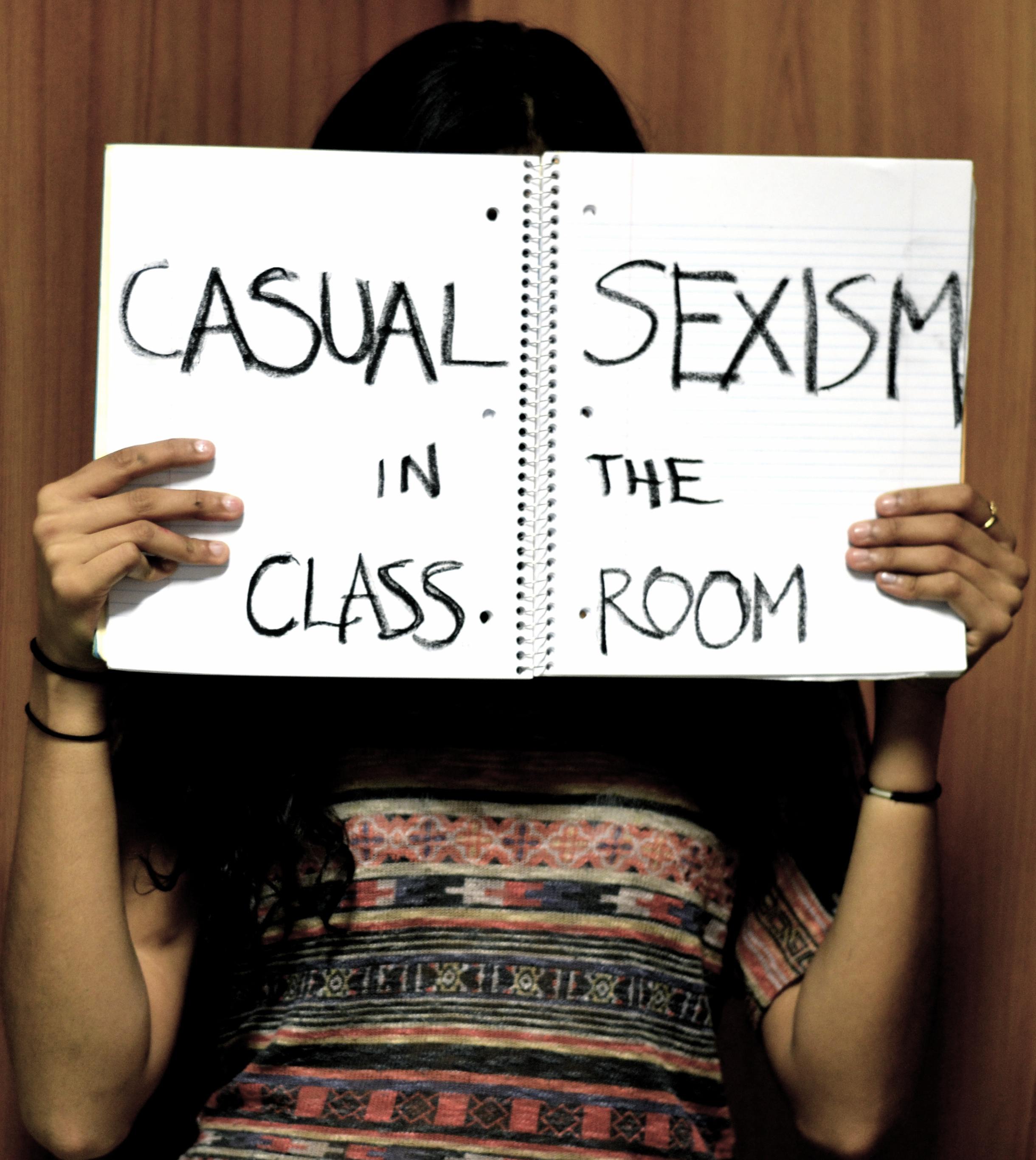 Photo of Casual Sexism in the Classroom