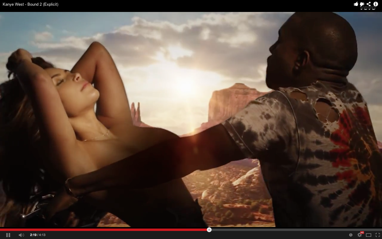 "Photo of Why ""Bound 2"" Made Me Lose Faith in Humanity"