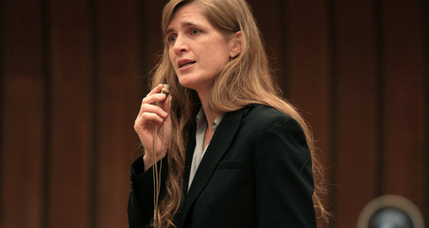 Samantha Power: A Feminist in the UN