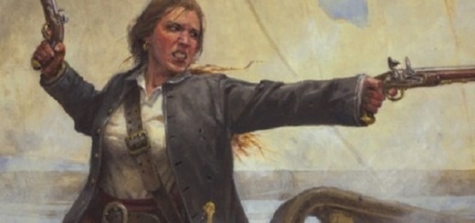 Photo of Anne Bonny: Female Pirate Extraodinaire