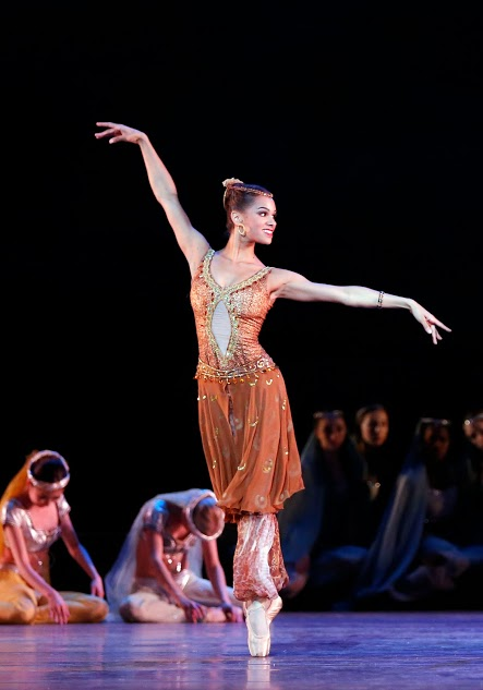 Photo of Misty Copeland: Breaking Through Ballet's Racial Boundaries