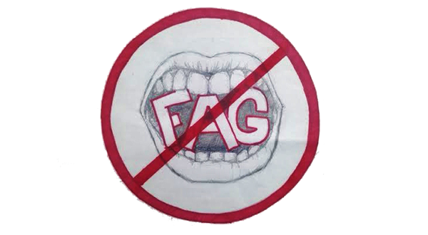 "Photo of The Use of the Word ""Fag"": A Tool of Shame"