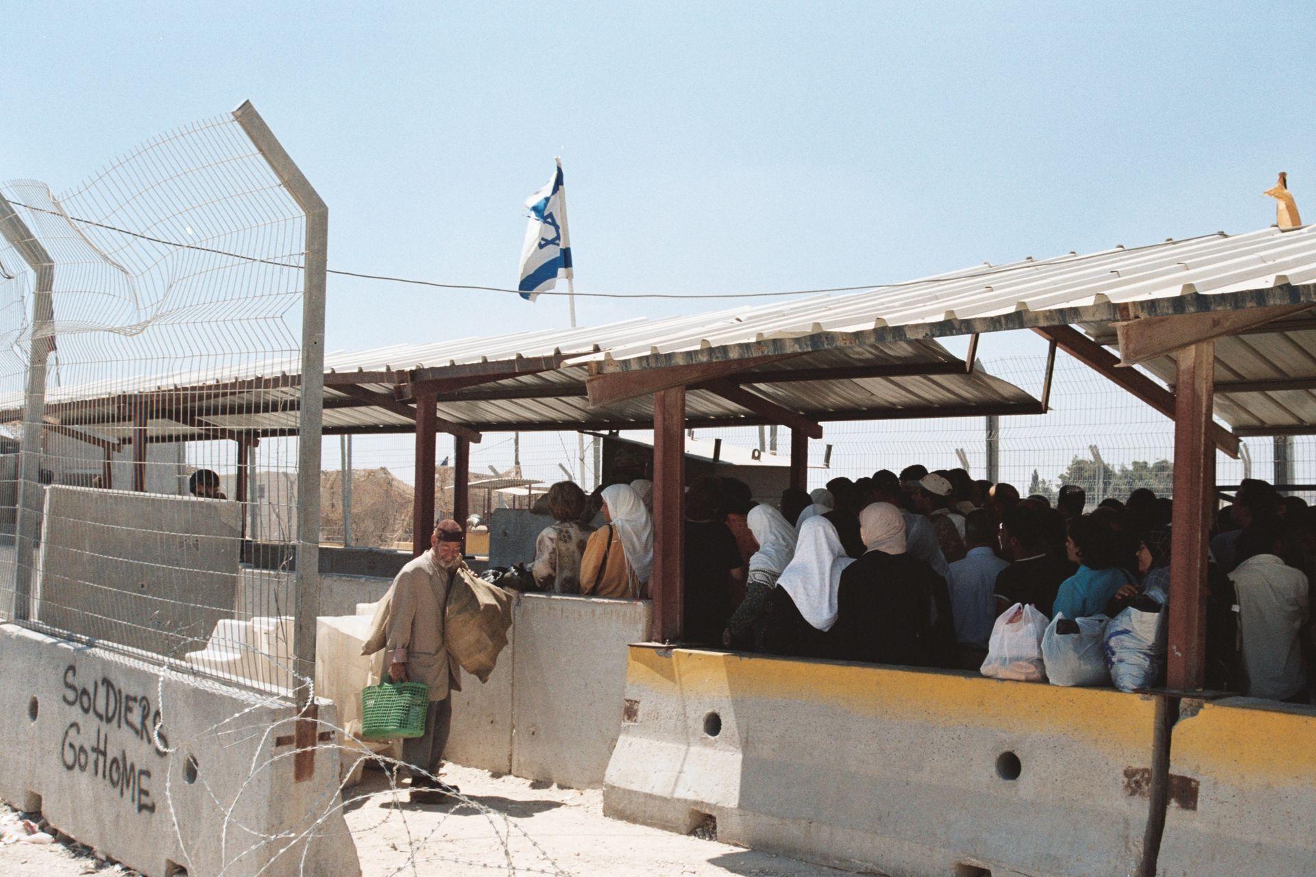 """""""Ramallah Checkpoint"""" by Czech160"""