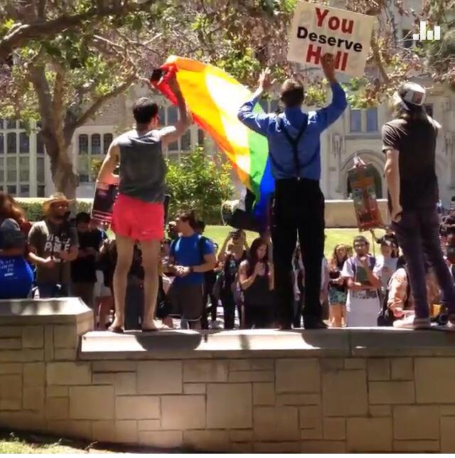 Photo of Hate Speech Is Not Free Speech: Remove the WBC Protesters from Campus