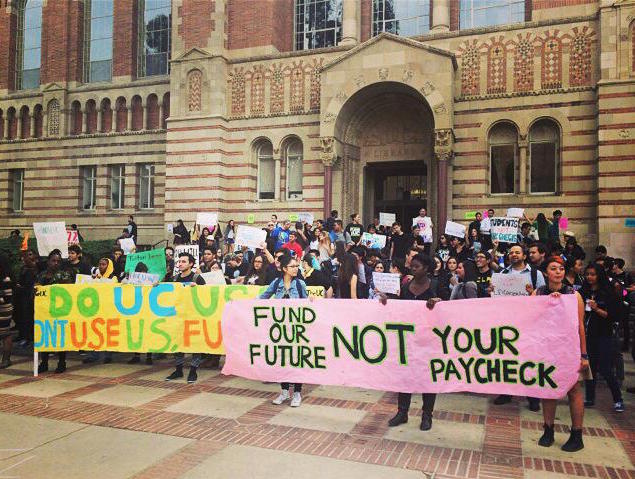 Photo of Tuition Hikes: How the UC Administration is Forgetting its Students