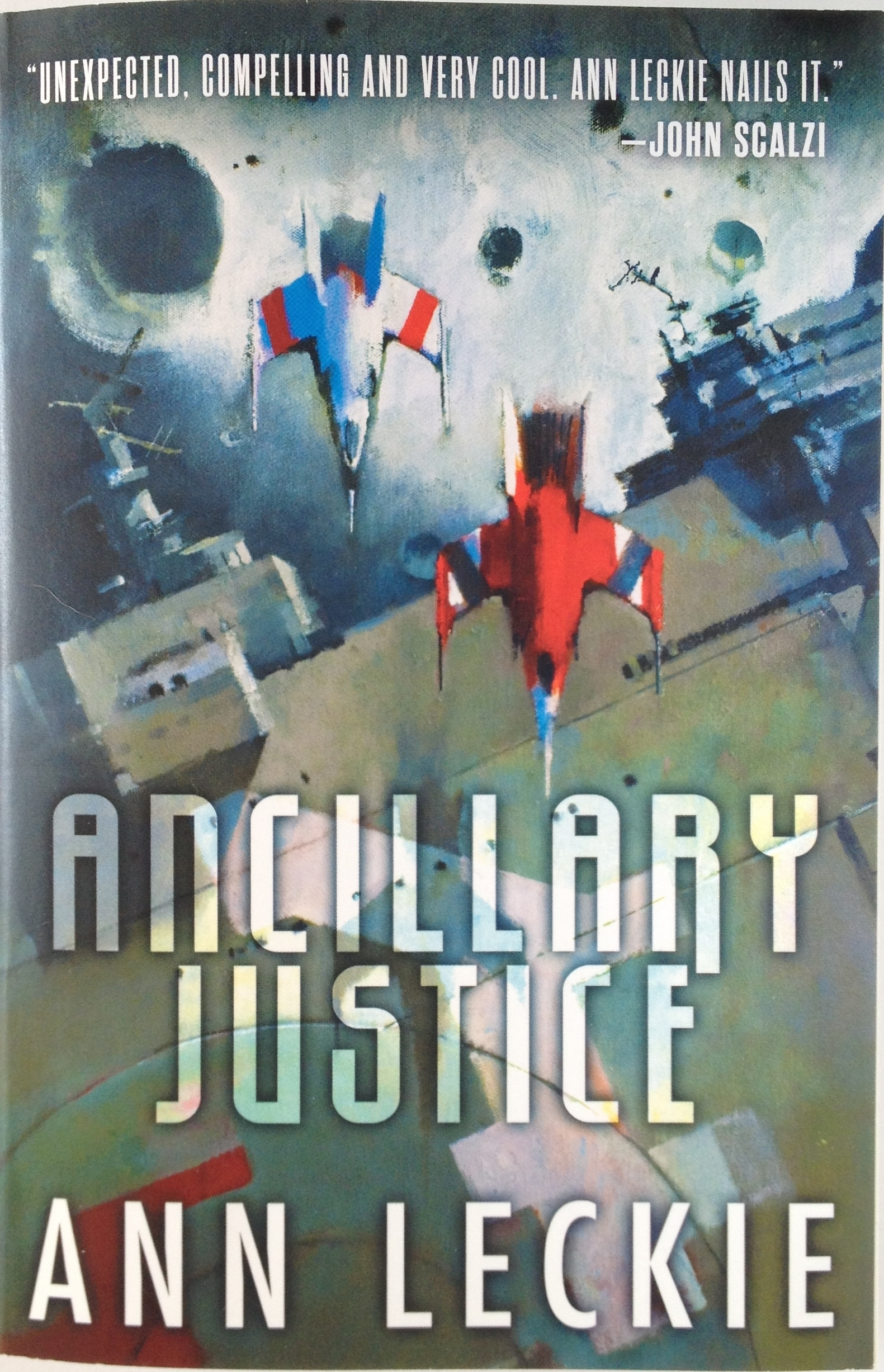 Photo of Ancillary Justice: A New Wave of Feminism in Science Fiction