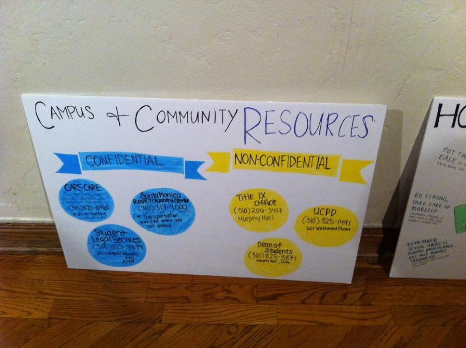 Photo of Tuesday of Consent Week: Sexual Assault in Communities of Color