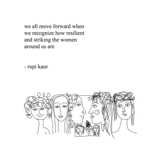"13 Poems From ""Milk and Honey"" Every Young Woman Needs To Read"