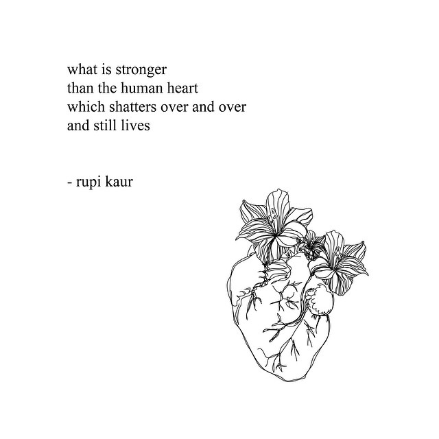 Quotes About Love Rupi Kaur : 13 Poems From