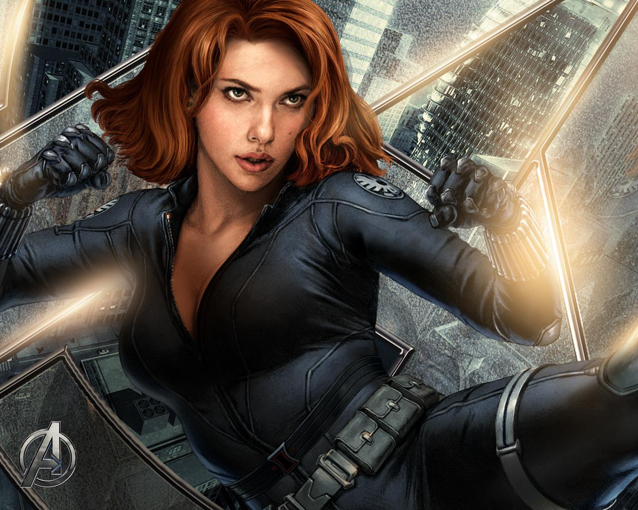 Black Widow via Flickr