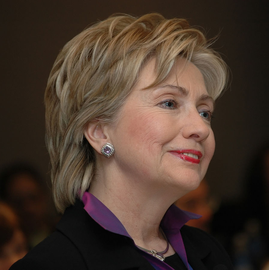 Photo of Hillary Clinton Enters Presidential Race