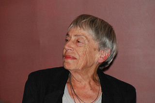 Photo of A Conversation With Ursula K. Le Guin
