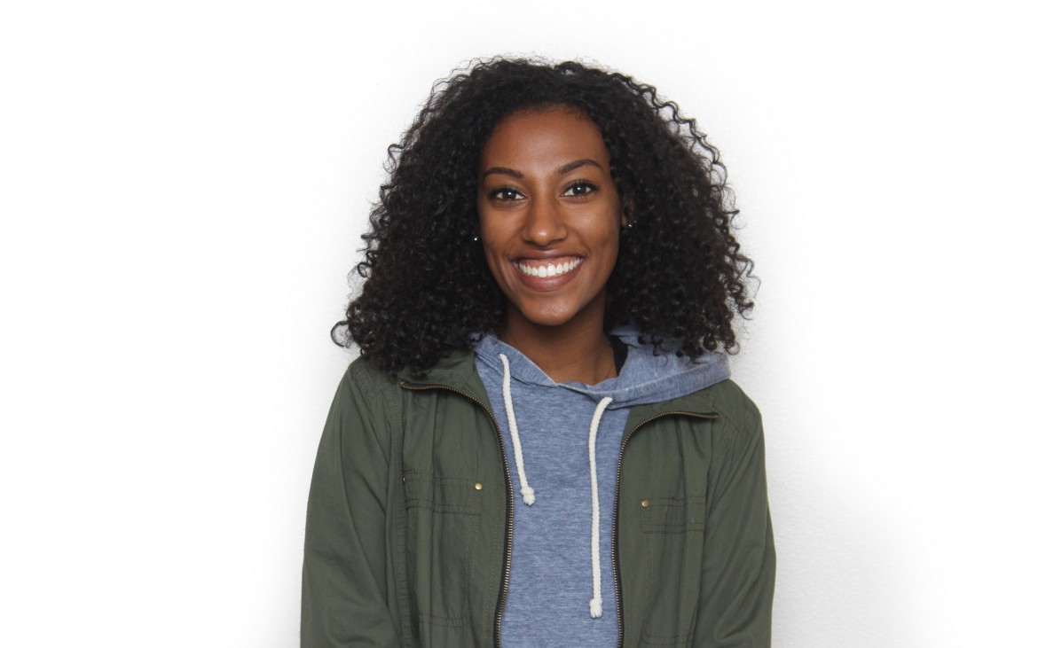 Bethel Zelalem is a second year biology major and proud Ethiopian who identifies with her rich culture and history.