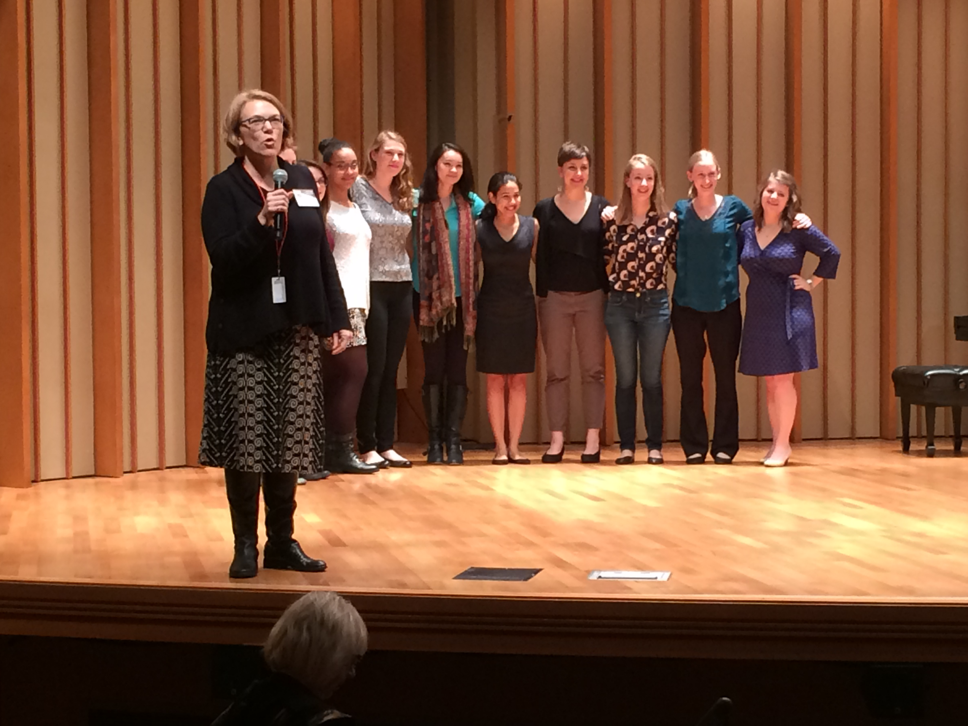 Photo of Meg Quigley: Creating a Supportive Environment for Young Women Musicians