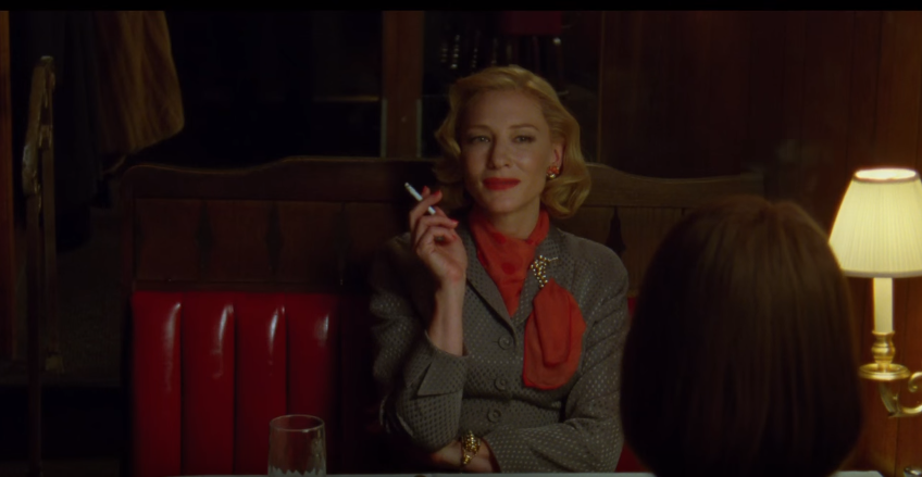"Photo of ""Carol"" and the Golden Globes: Paying Tribute to Strong Women in Film?"