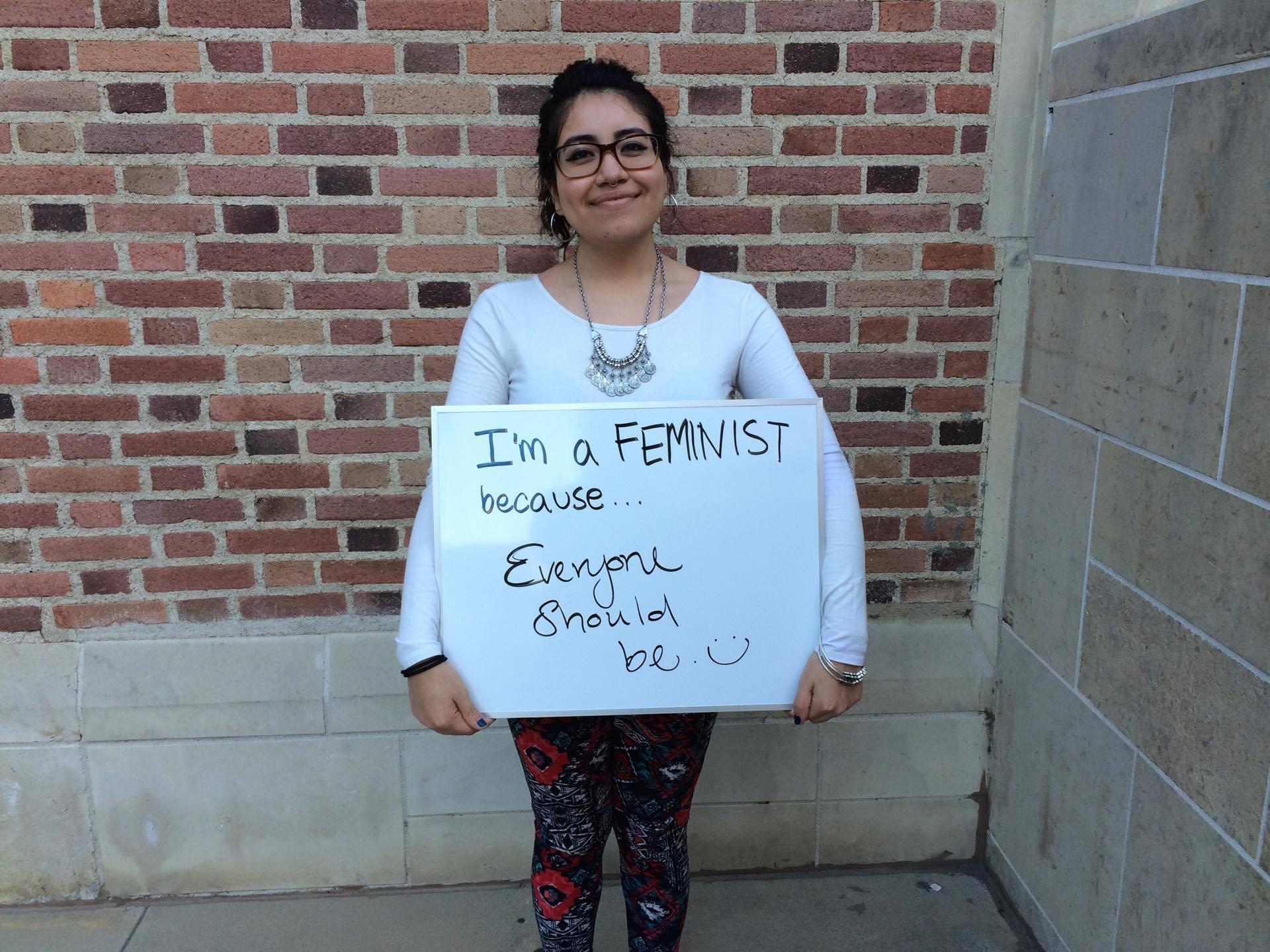 Photo of Featured UCLA Feminist: Estefanía Salgado