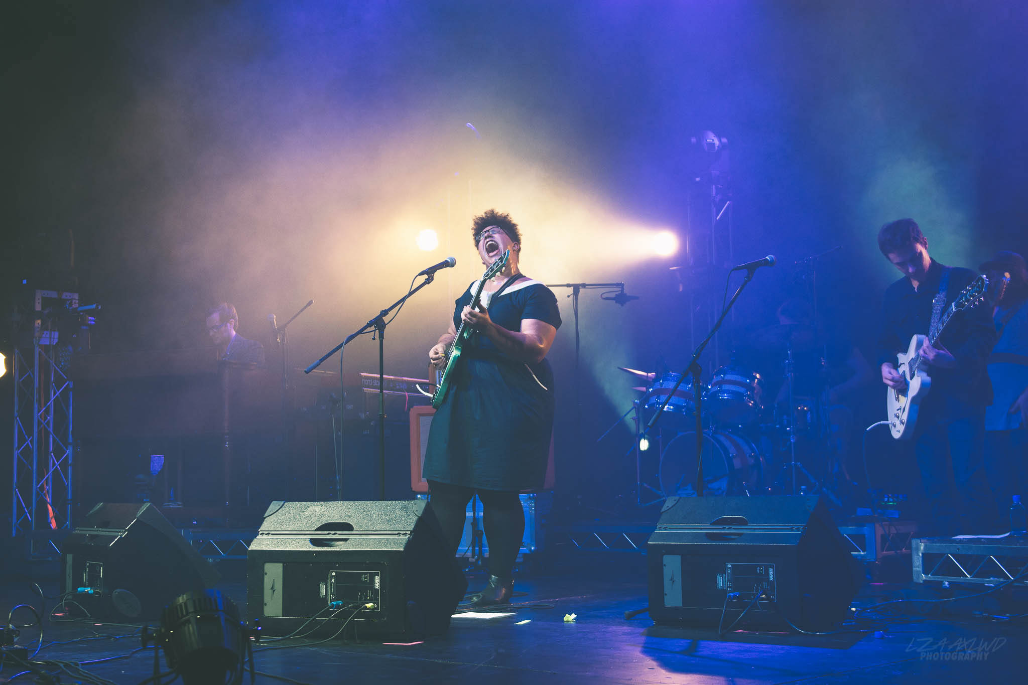 Photo of Brittany Howard, Alabama Shakes, and Diversity in Music