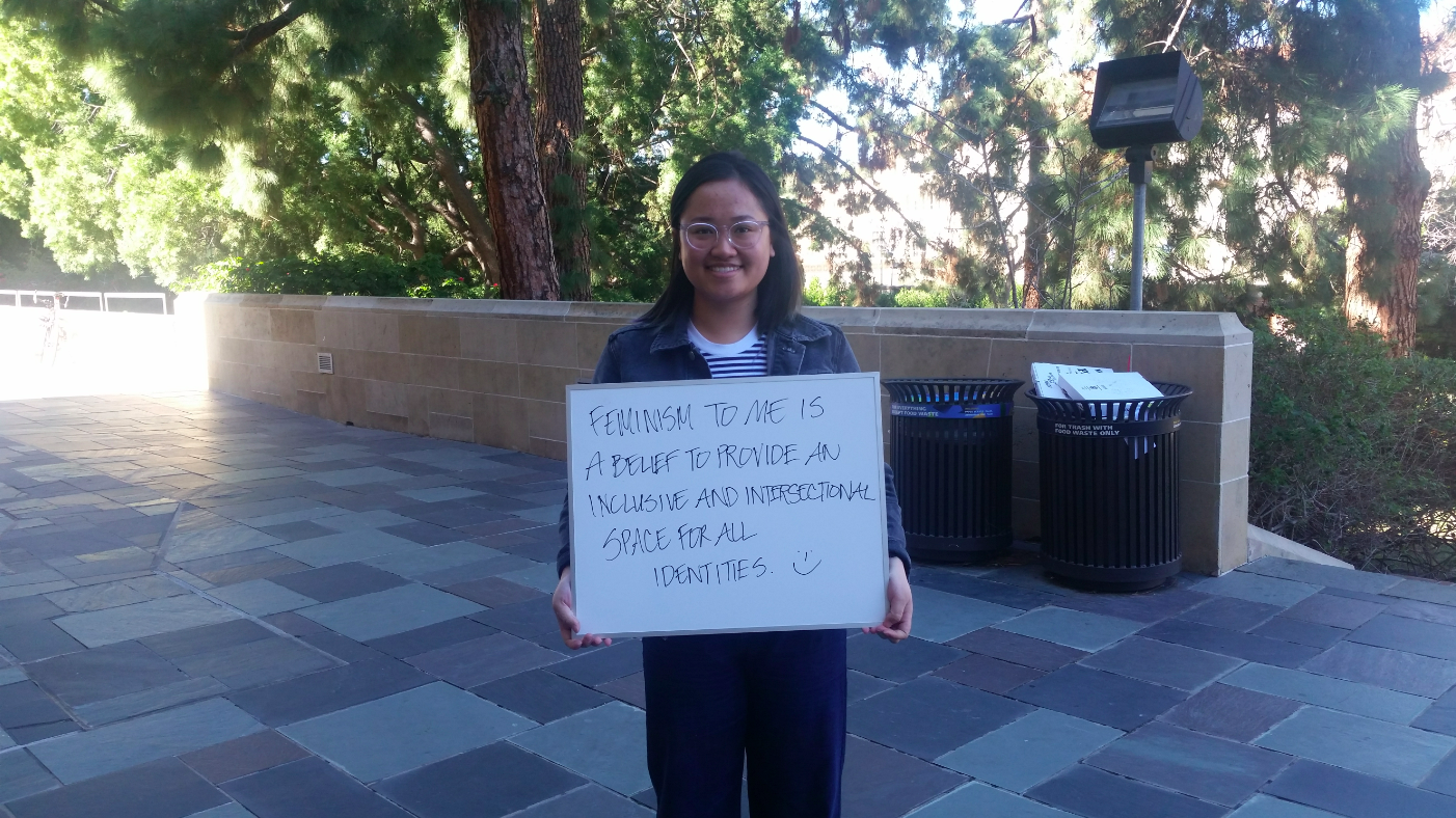 Photo of Featured UCLA Feminist: Cindy Tran