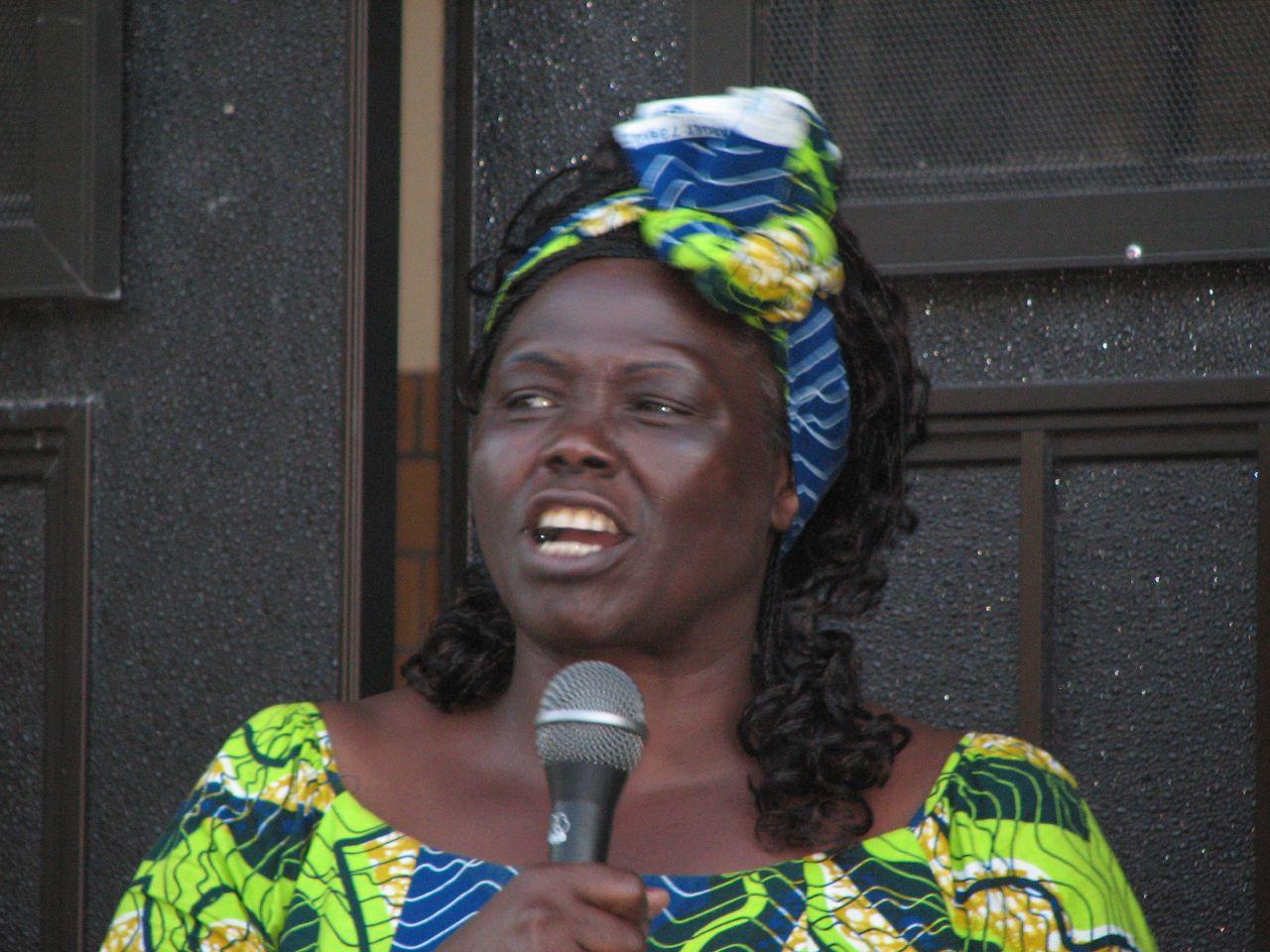 Photo of Wangari Maathai: Empowering Women and the Environment