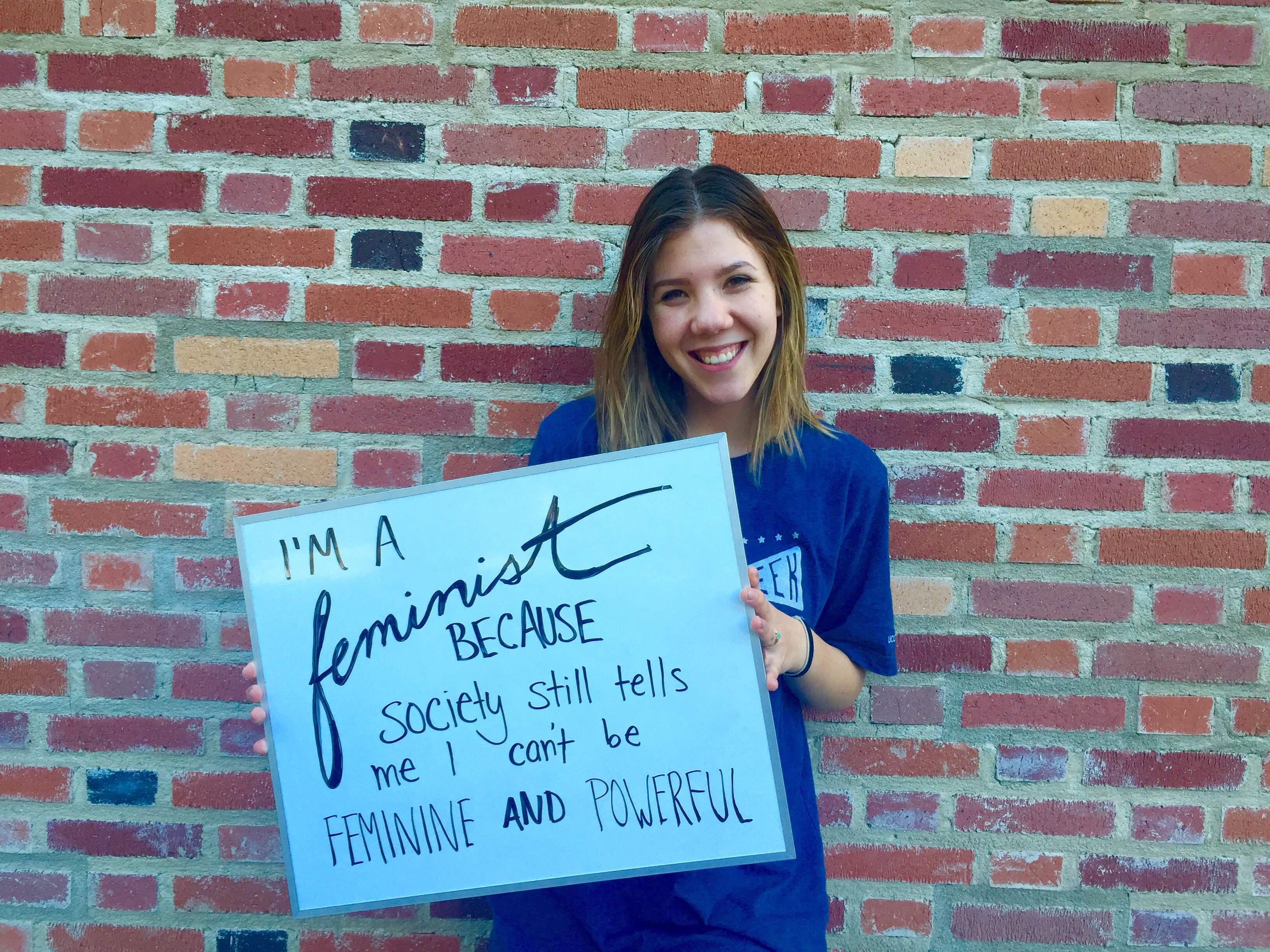 Photo of Featured UCLA Feminist: Laura Savage