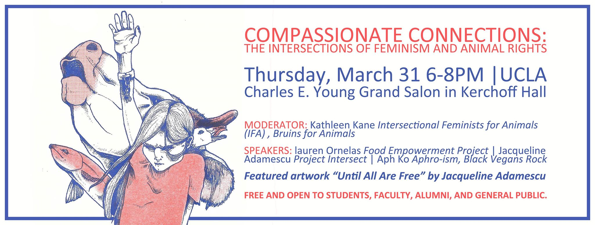 Photo of IFA Presents Compassionate Connections: the Intersections of Feminism and Animal Rights