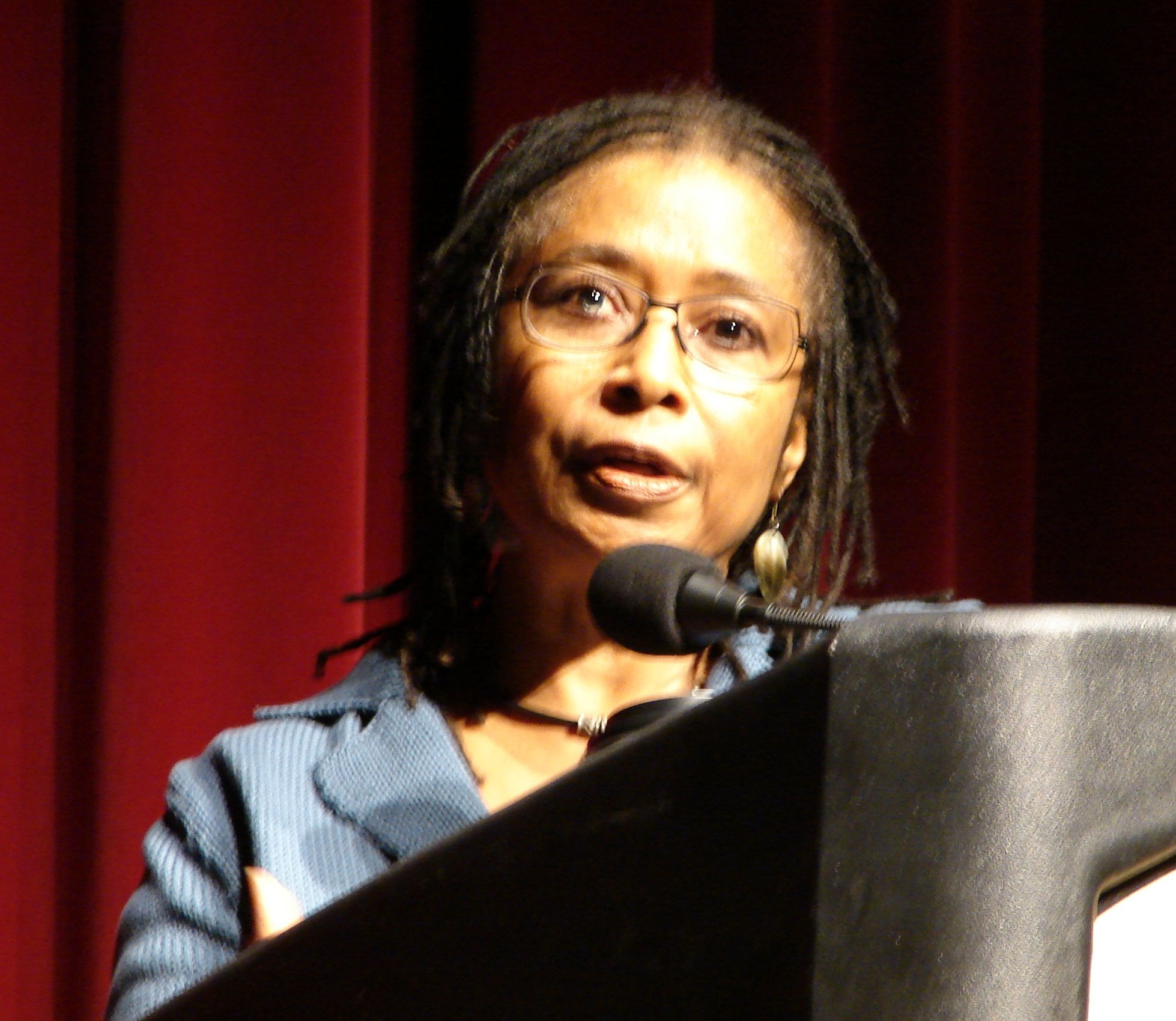 Photo of Alice Walker: A Black Author, Activist, and Feminist