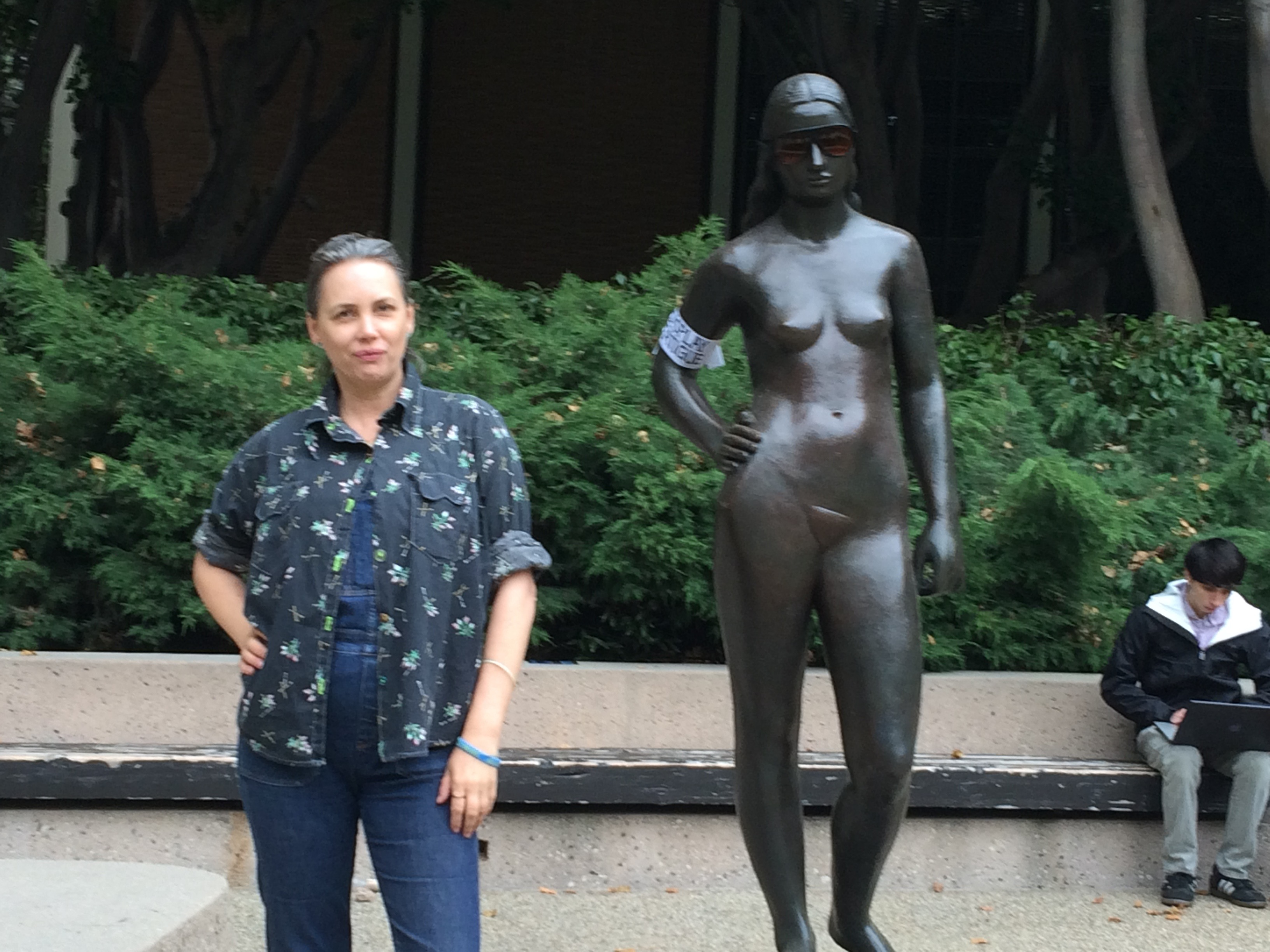 Photo of Display Fatigue: A Feminist Read on UCLA's Sculpture Garden