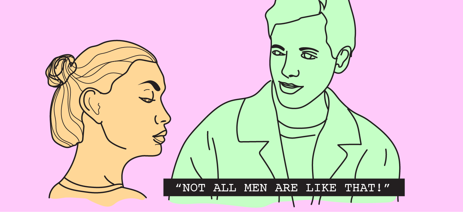 Photo of Not About You: Why #NotAllMen is a Problem