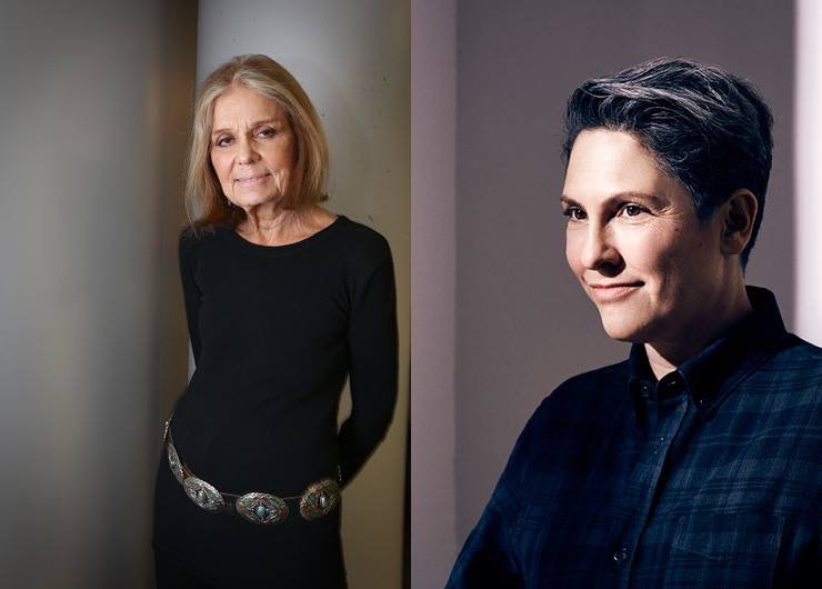 Photo of Gloria Steinem and Jill Soloway: In Conversation