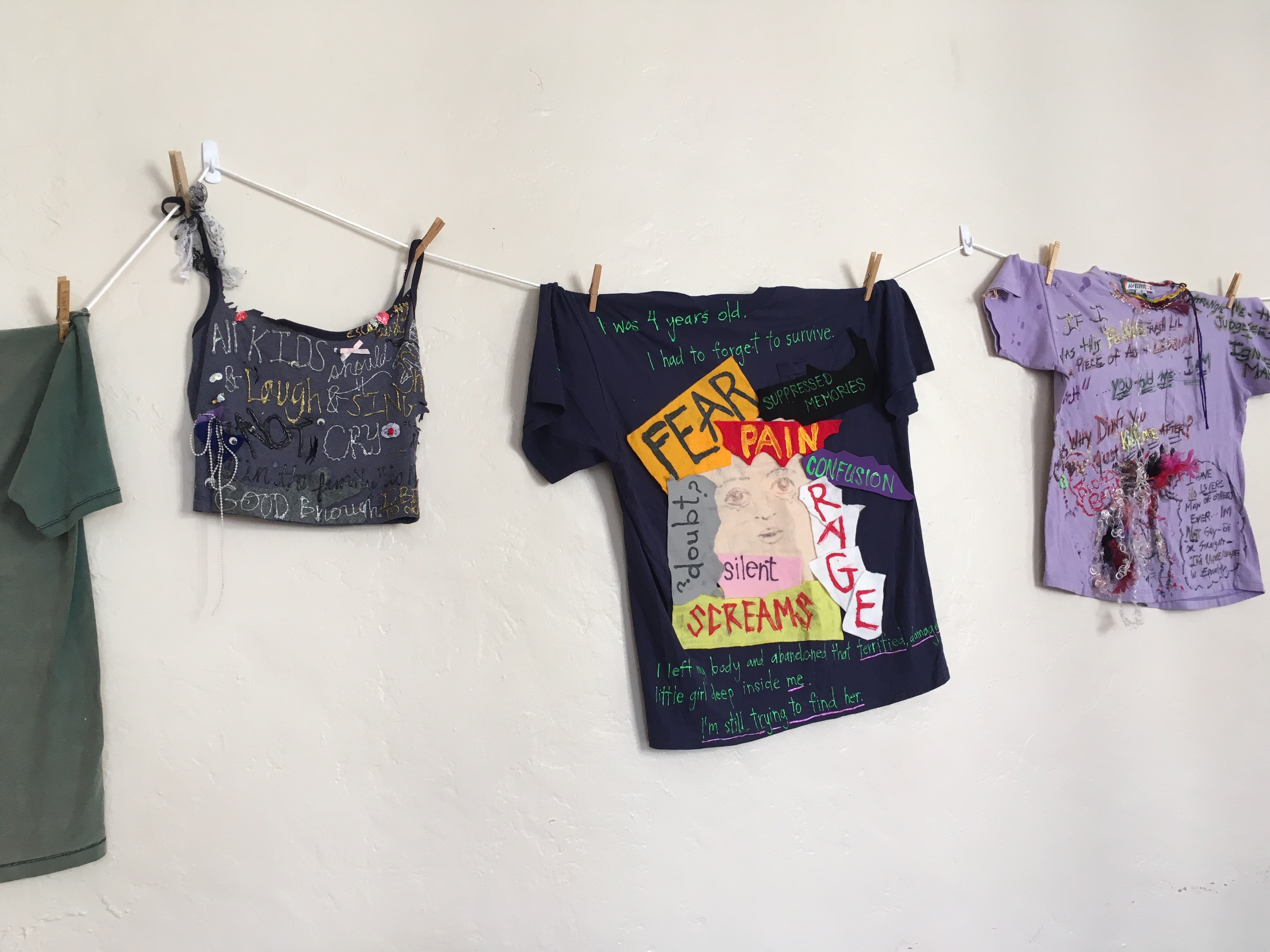 Photo of Consent Week: Clothes as Silent Protest