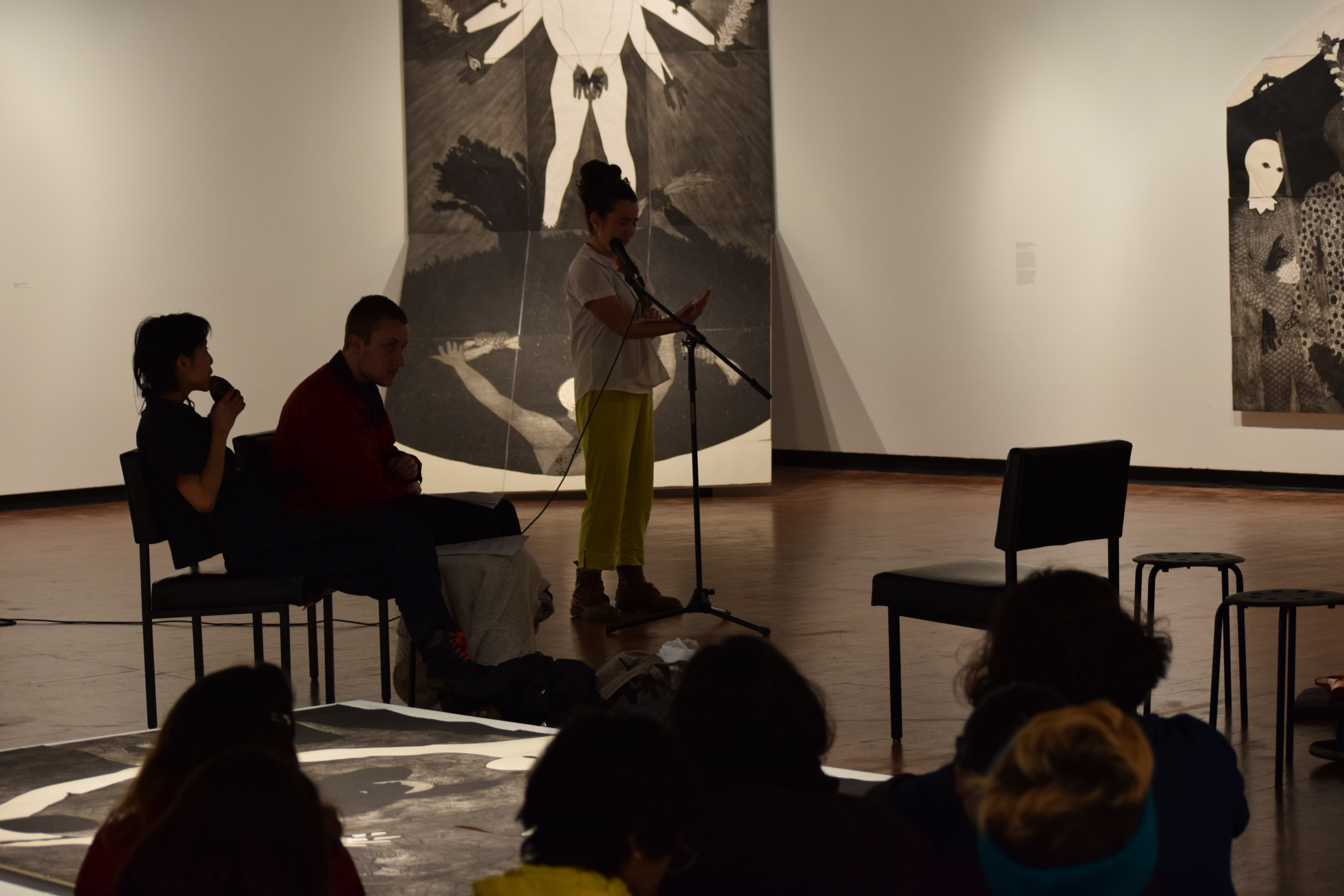 Photo of Westwind's Winter Poetry Reading: A Space For Vulnerability and Resistance
