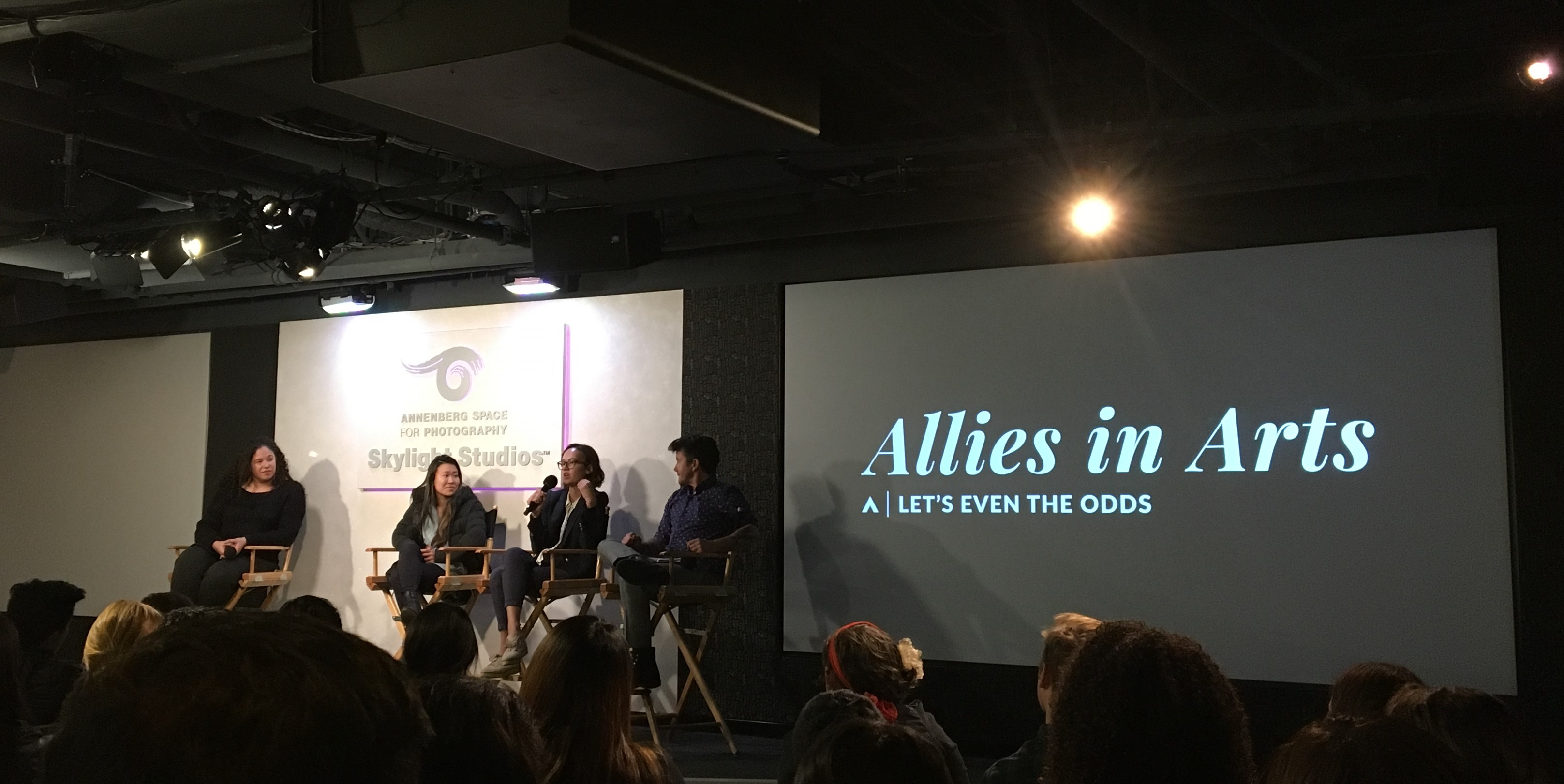 Photo of Event Review: Allies in Arts Intersectional Feminism Panel