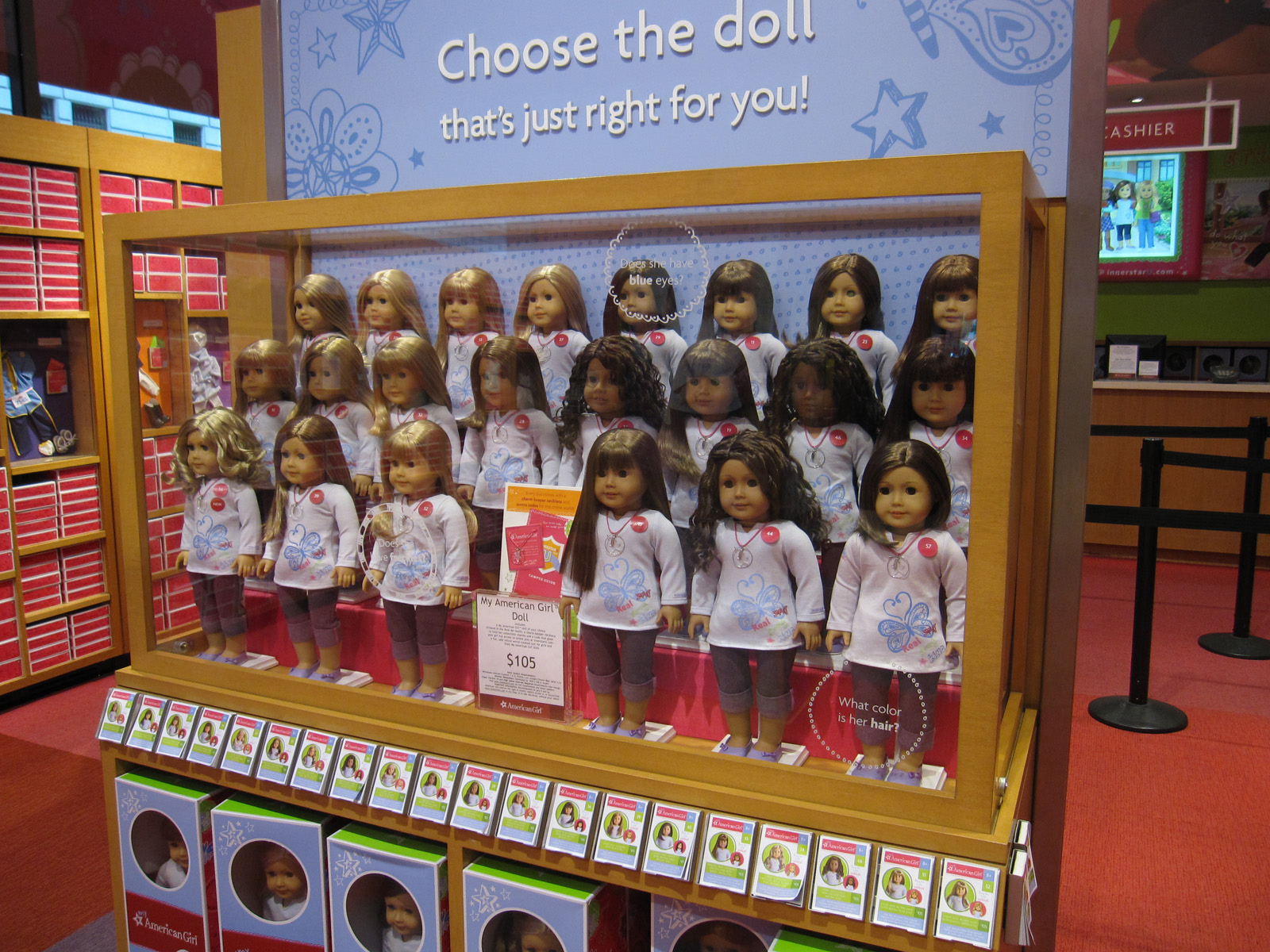 Photo of New American Girl Dolls Celebrate Diversity and Creativity