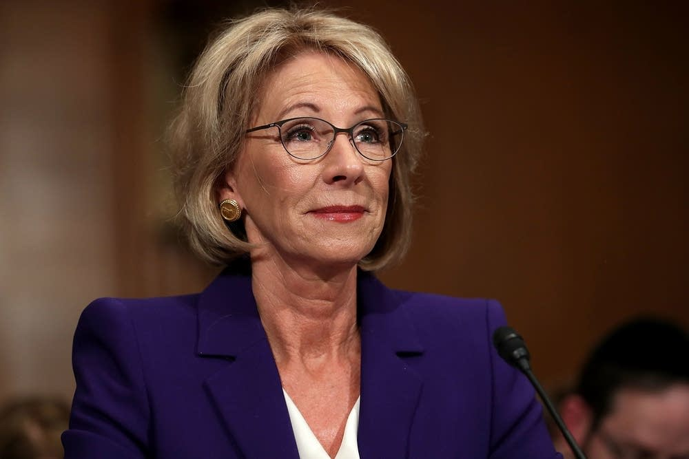Photo of Betsy DeVos: What She Doesn't Know Will Hurt Us