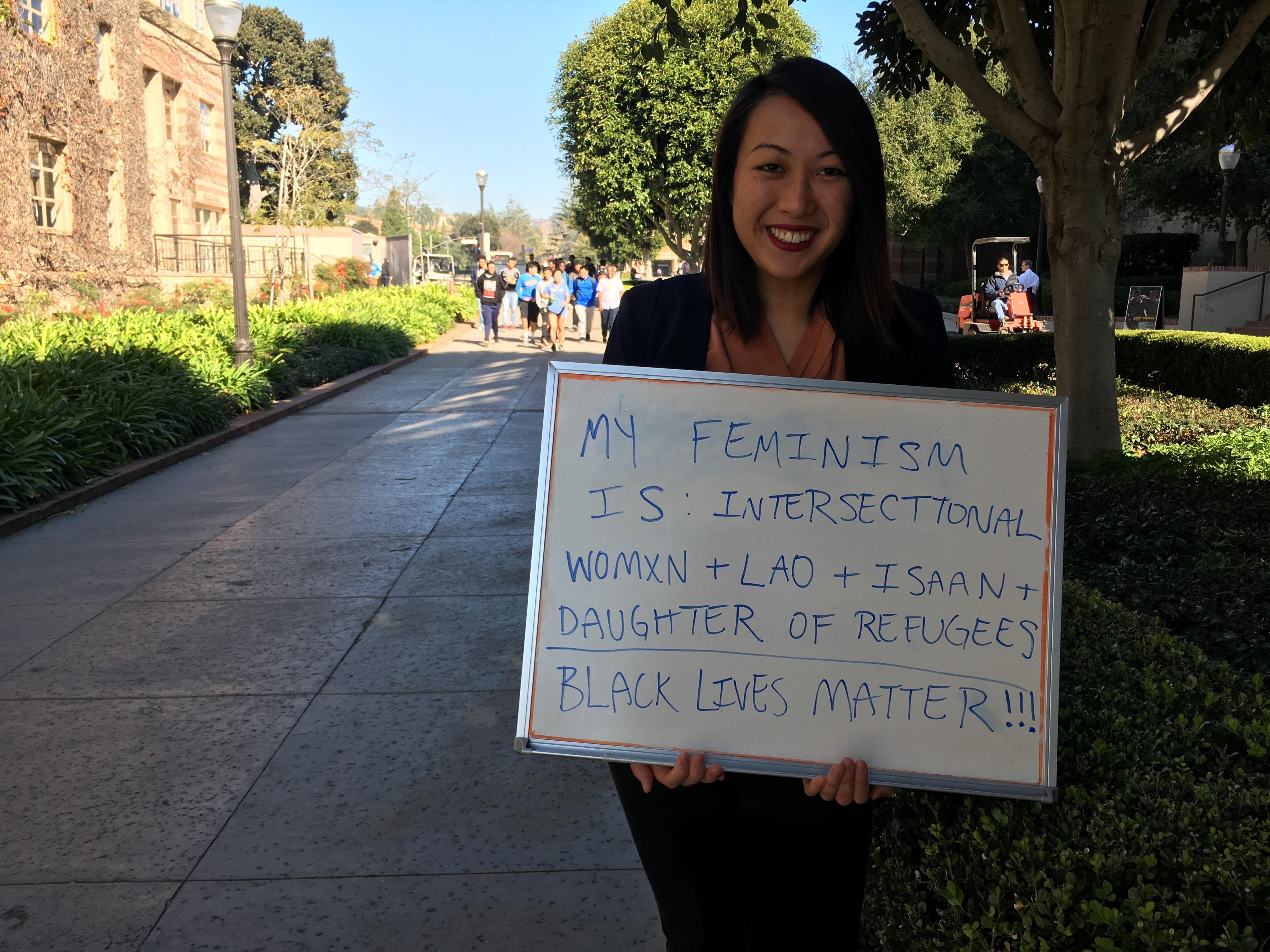 Photo of Featured UCLA Feminist: Rita Phetmixay
