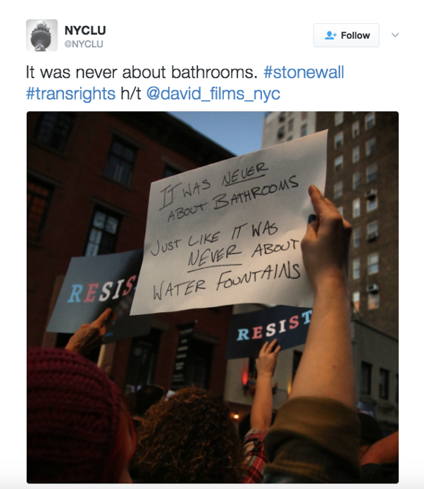 Photo of Beyond Bathrooms: What Trump's Recent Federal Guidance Really Means