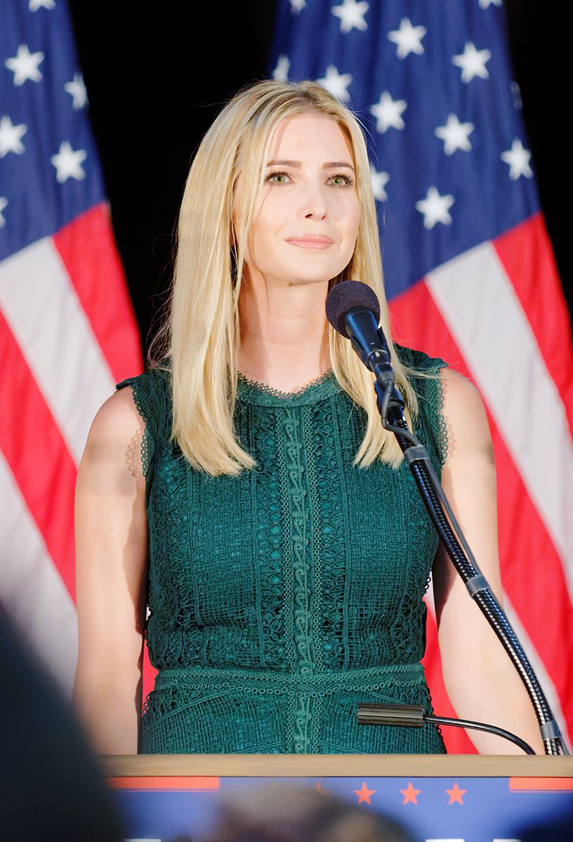 Photo of No, Ivanka Trump is Not Going to Save Us
