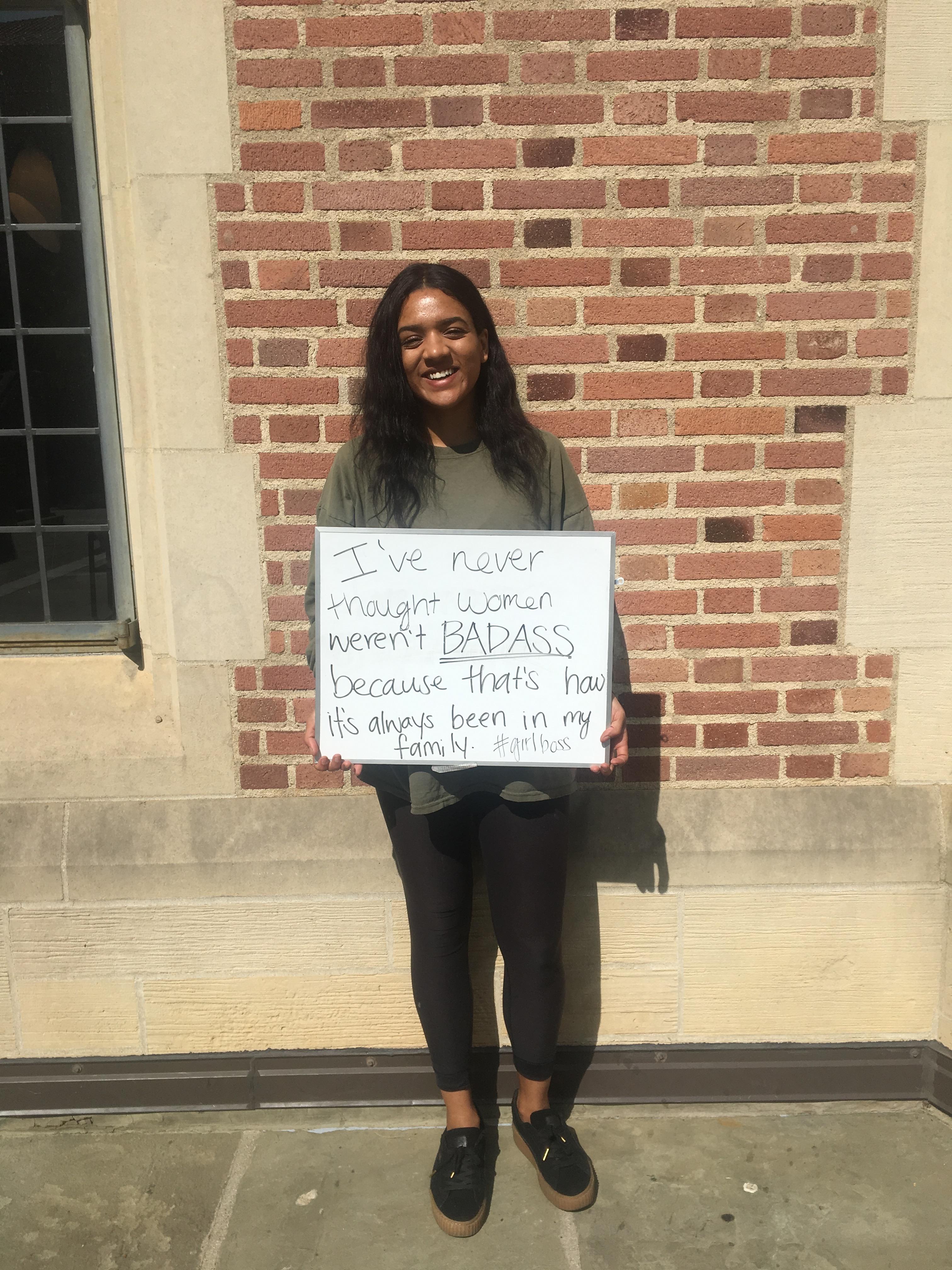 Photo of Featured UCLA Feminist: Jamika Martin