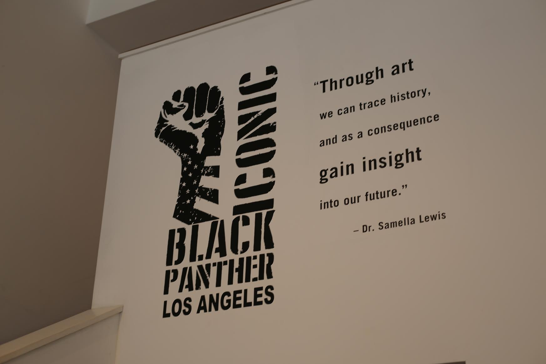 "Photo of Event Review: ""Black Panthers in Los Angeles"""