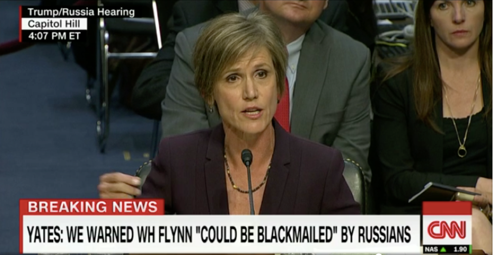 Photo of Sally Yates Gives Us a Lesson on Integrity
