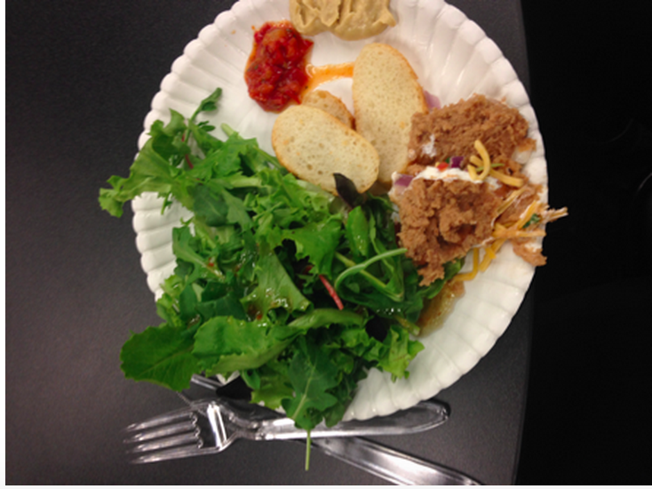"""Photo of """"The Hunger Banquet:"""" Raising Awareness About Housing and Food Insecurity on Campus and Beyond"""