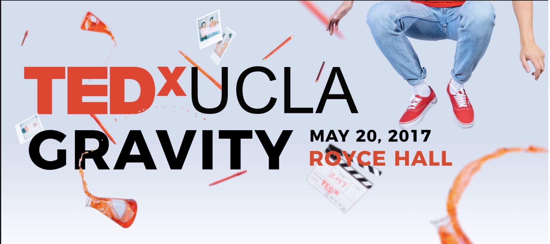 Photo of TEDxUCLA: Gravity