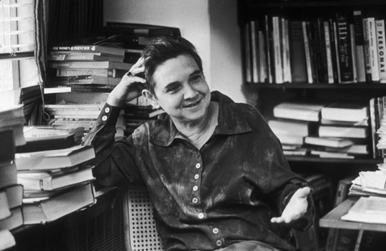 Photo of Feminist Theorist Thursdays: Adrienne Rich