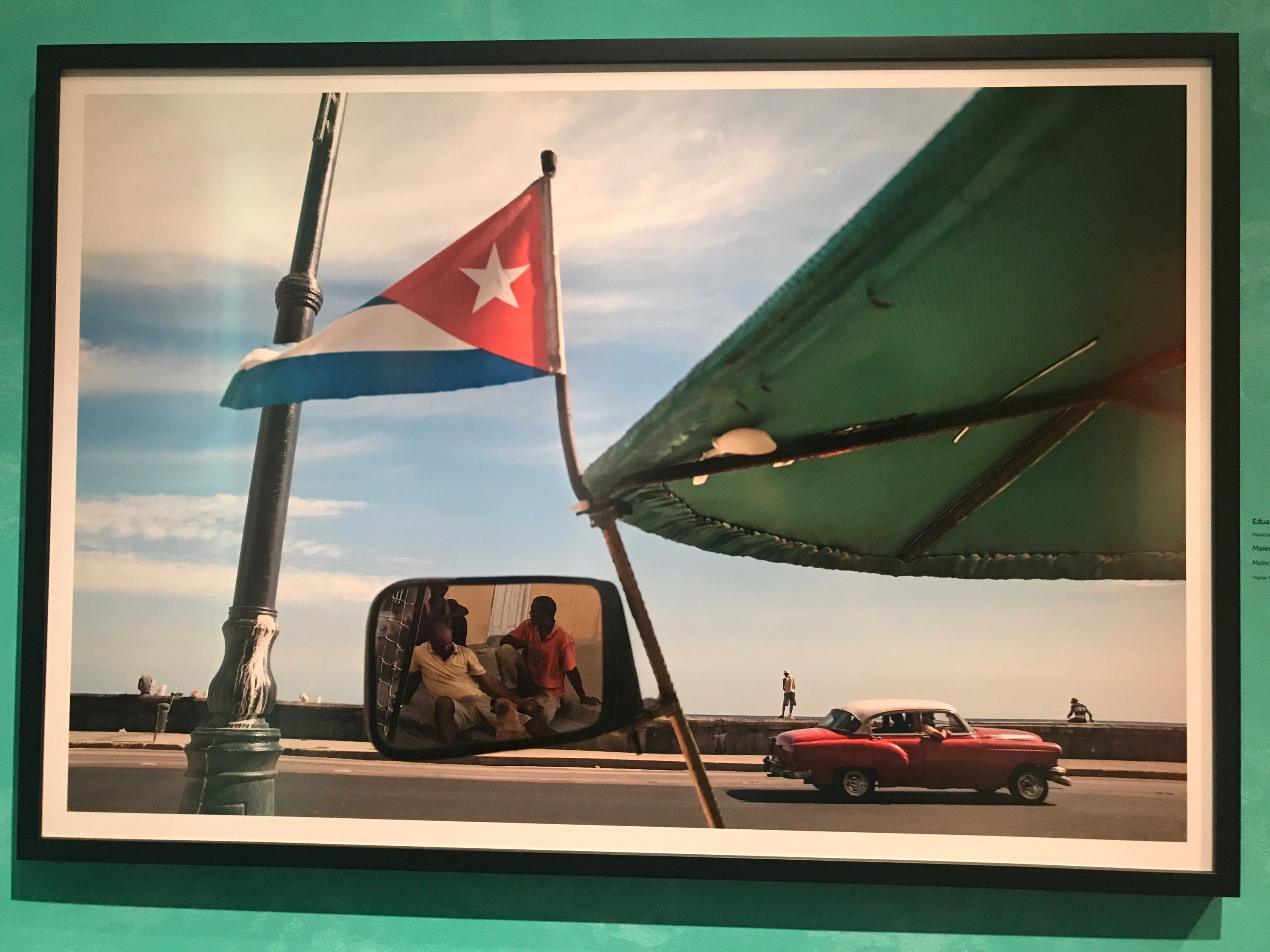 "Photo of ""Cuba Is…"" Exhibit Review"