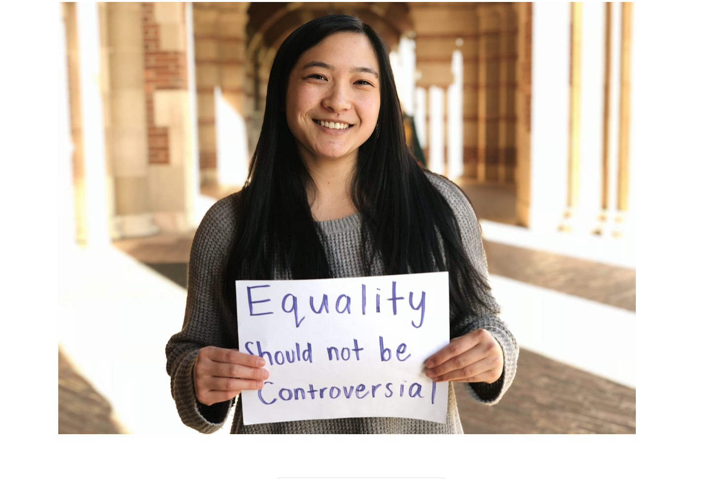 Photo of Featured UCLA Feminist: Jessica Yen