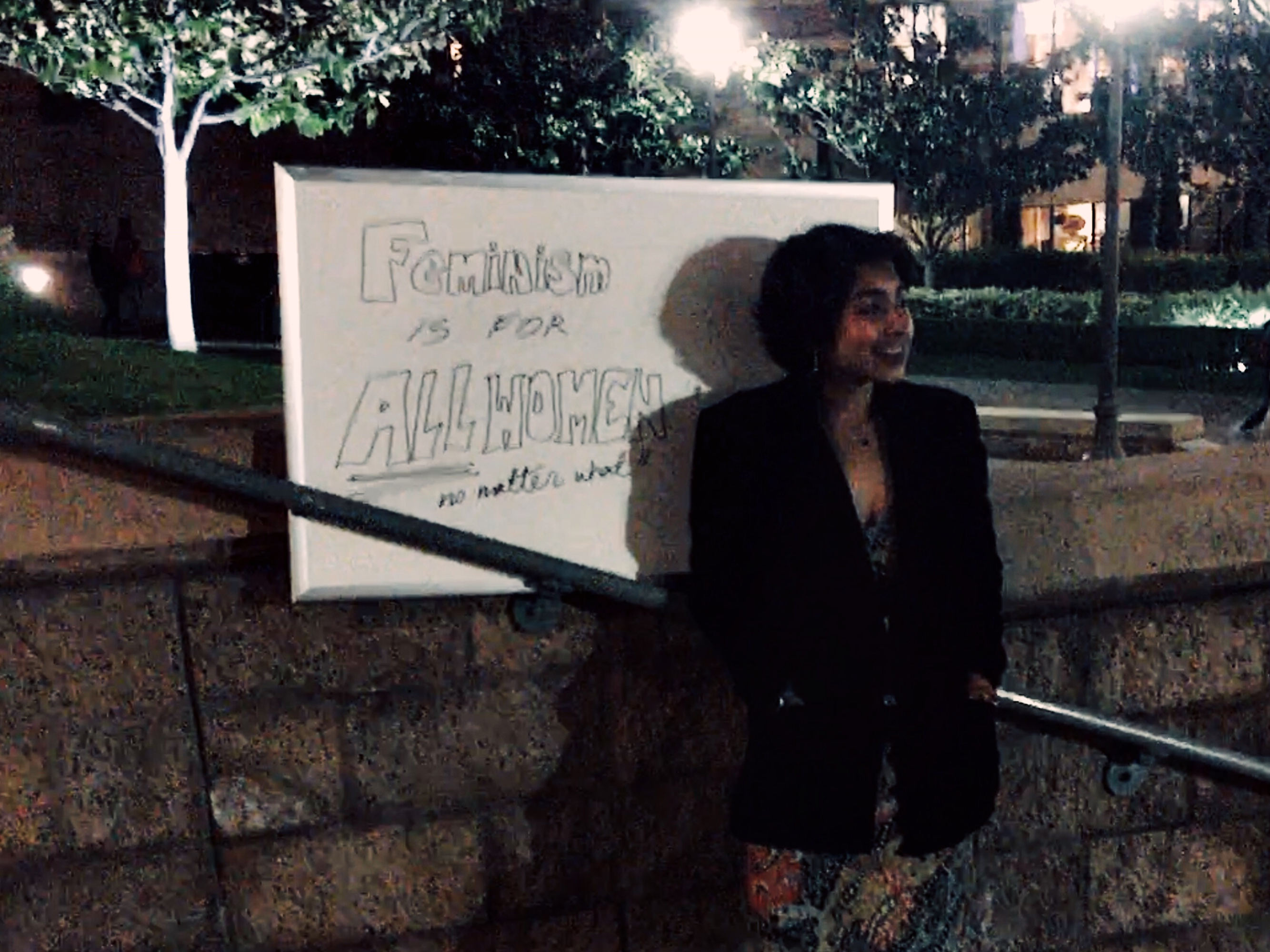 Photo of Featured UCLA Feminist: Jannat Alam