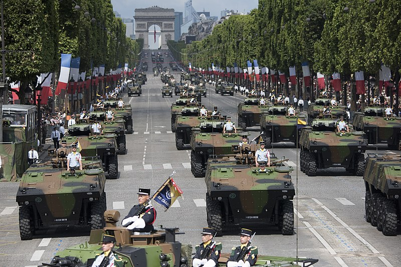 Photo of U.S. Military Parade to Satisfy Trump's Ego