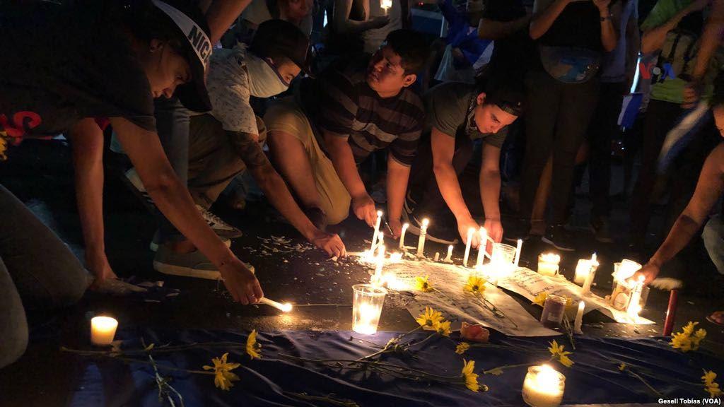 Photo of Nicaragua in Revolt